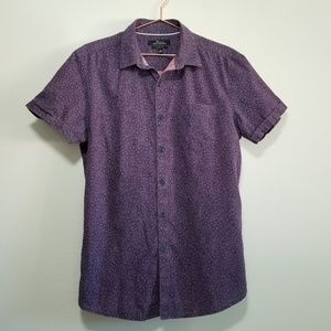 Marc Anthony slim fit button up dress shirt
